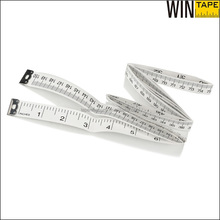 1.5meter/60inch Tyvek Water proof Disposable Personalized Healthy Paper Measure Mini Metric Tape