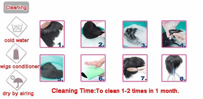 3how to cleaning