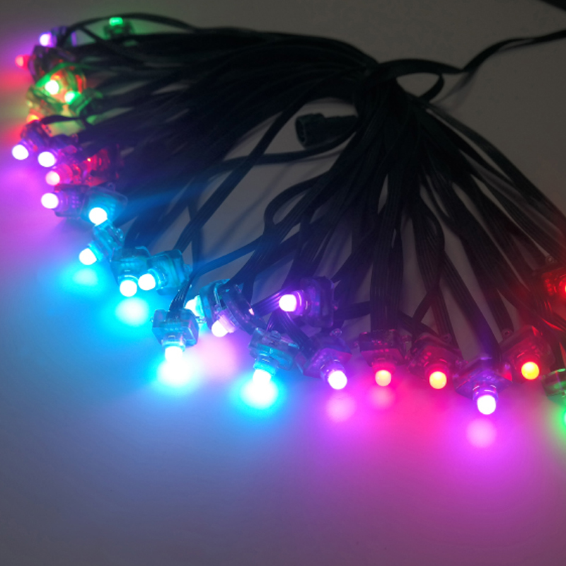 Christmas Led Strip Lights.Led Strip Lighting Outdoor Waterproof Christmas Laser Lights Ws2811 Rgb Buy Led Strip Lighting Led Lighting Puck Rgb North Light Led Rgb Product On