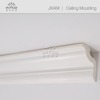 INTCO White Waterproof Decor Polystyrene Ceiling Moulding