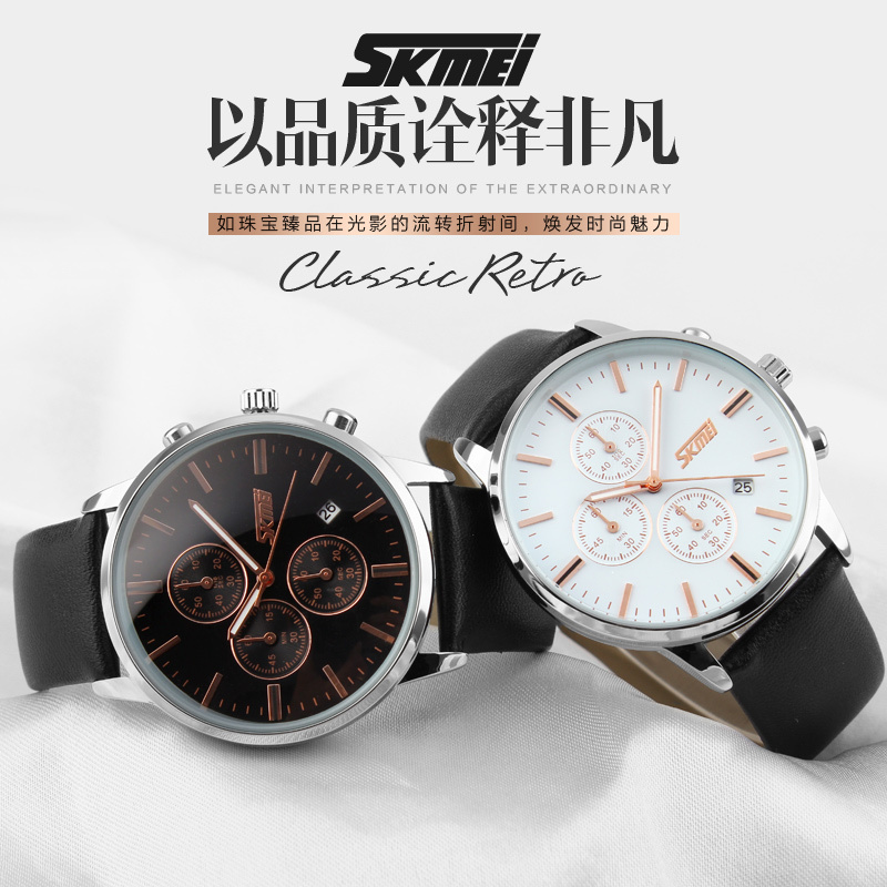 China Wholesale Supplier Brand Name Ladies Wrist Watches Made In ...