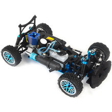 Hsp 1/10 4WD Nitro Sport Rally <span class=keywords><strong>Racing</strong></span> Car 2.4G Rtr