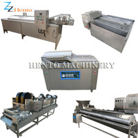 Hento Factory Price Chicken Feet Paws Peeling Cleaning Processing Machines