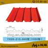 28-210-840 red corrugated ibr sheet metal roofing tiles