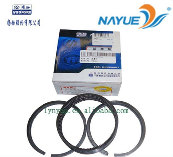 YANGDONG YSD480 engine piston ring 0504300007 for JAC YUEJIN FOTON DONGFENG JMC TKING KAMA truck NJ1028