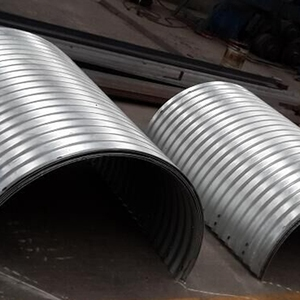 high quality competitive price culvert pipes used for road culvert
