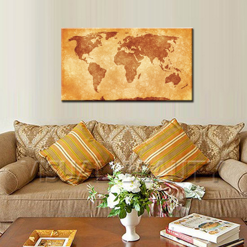 Vintage wood world map wall hanging decoration buy wall hanging vintage wood world map wall hanging decoration gumiabroncs Image collections