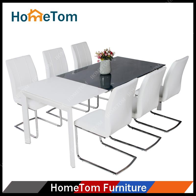 Meubelen eetkamer tafel en stoelen eetkamer sets product id 60532629685 - Moderne eetkamer set ...