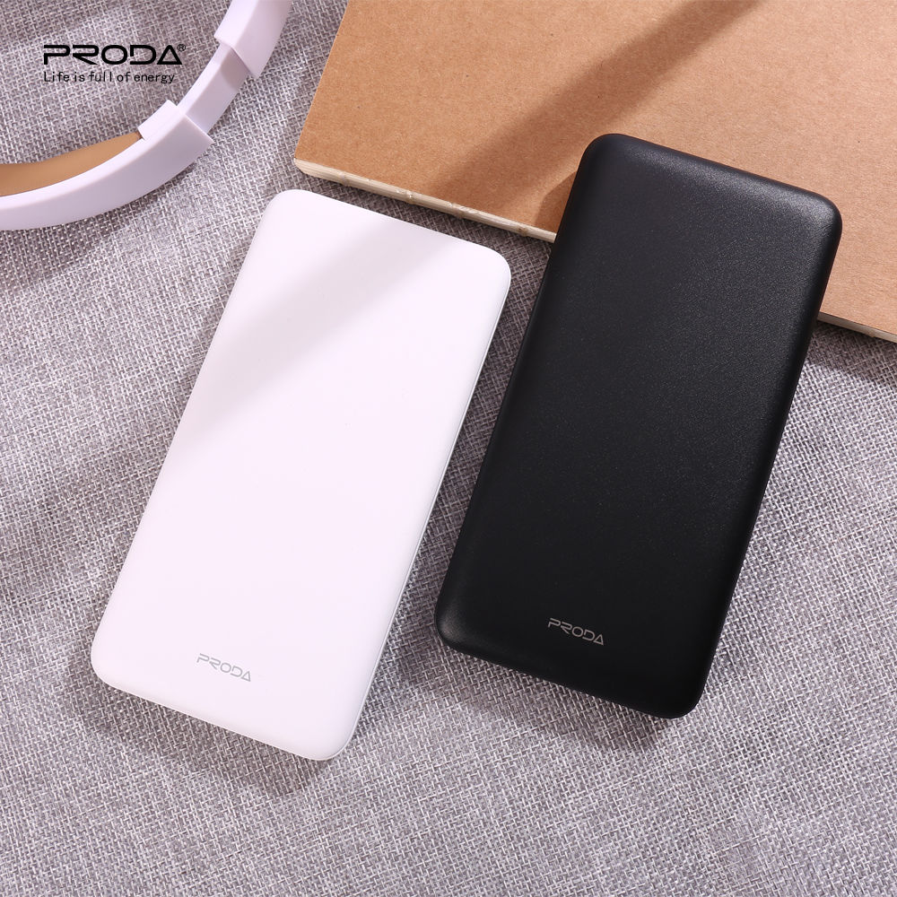 Proda Factory Wholesale Power Bank 10000mah,powerbank <strong>portable</strong>, Power Bank 10000