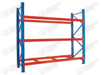 automated warehouse stacking racks shelves industrial metal shelving units - Industrial Metal Shelving