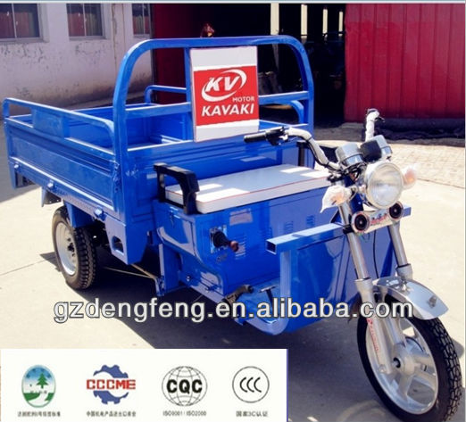 Guangzhou Factory Electric No.1 Tricycle&China Cargo Tricycle&2014 Hot Three Wheel Motorcycle