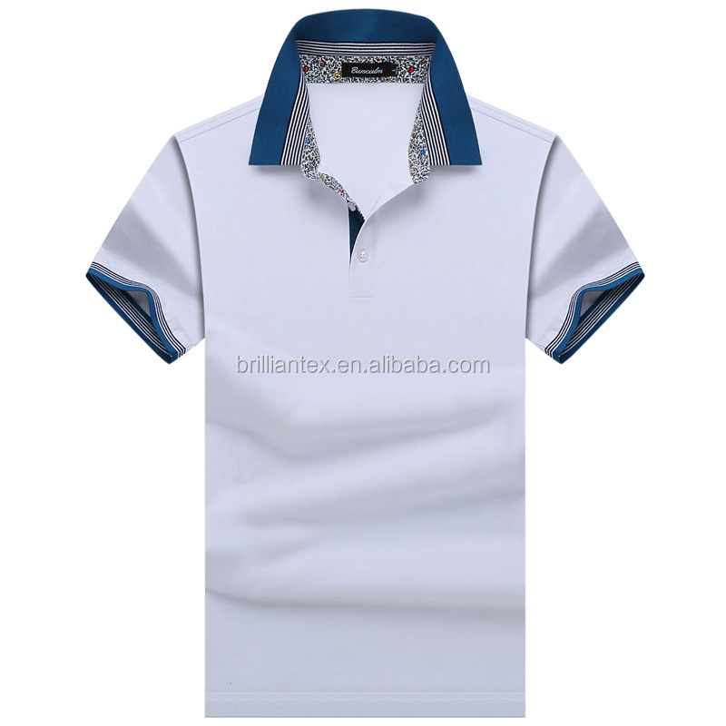 Cheap price new design custom logo polo shirts polo t for Personalised logo polo shirts