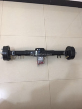 Electric rickshaw / tricycle rear axle differential