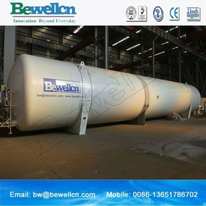 20m3 horizontal diesel oil storage tank