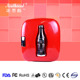 silent and colorful table top 220v mini fridge freezer