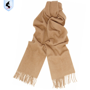 new camel color winter cashmere scarf super quality