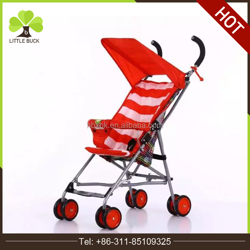2016 China baby stroller factory alibaba wholesale cheap price light weight baby umbrella stroller with CE certificate