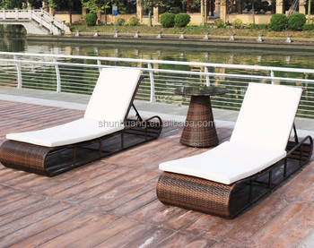 outdoor sun lounge swimming pool bed & Outdoor Sun Lounge Swimming Pool Bed - Buy Poolside Sun Lounger ...