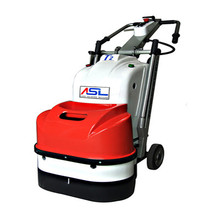 ASL very cheap T2 concrete floor grinder 40 KG Extra Weight