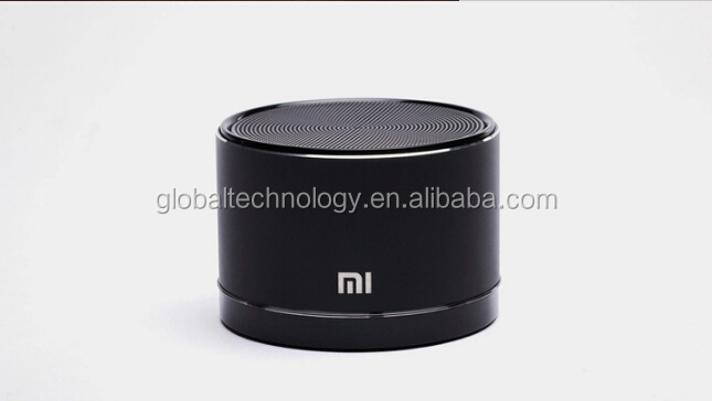 Original Black Round Mi Bluetooth Speaker
