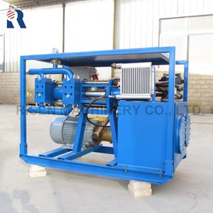 Full Hydraulic High Pressure Grouting Machine - Cement Grout Injection Pump for the high pressure grouting
