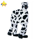 Funtoys CE Adult 2 Person White Cow Costume
