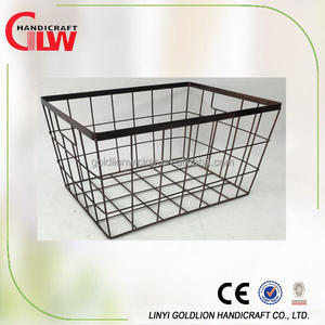 China Handicraft Iron Basket Wholesale Alibaba