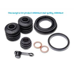 Caliper Rebuild Kit Rear Kawasaki KLX140 08-15, KLX140L 08-15, KX100 95-15, KX65 00-15, KX80 91-00, KX85 01-15, Suzuki RM100 03, RM65 03-05, Yamaha YZ80 93-01, YZ85 02-15