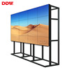 Customizable 46 inch 1.7mm lcd hd video wall mount advertising panel LG panel advertising tv led video wall on sale