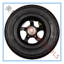 6 inch walker pneumatic small rubber wheel tires 6X1.25