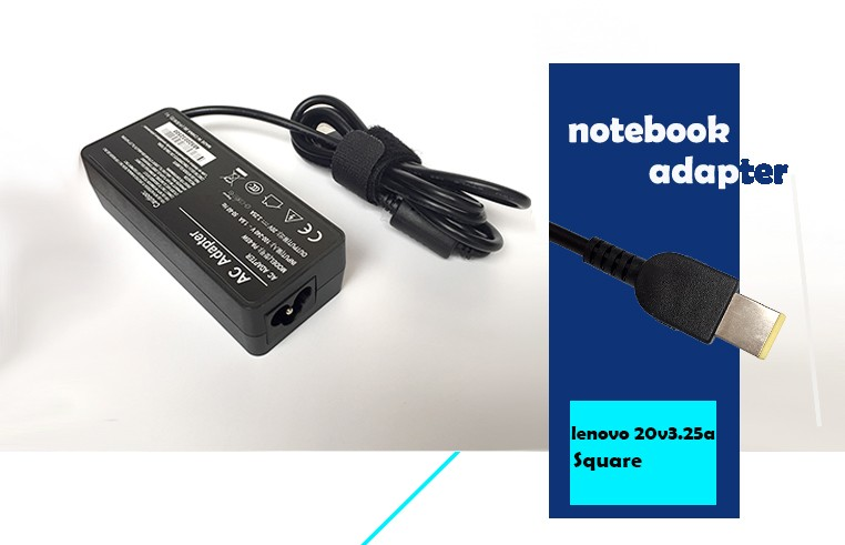 OEM AC 100-240V DC Laptop Adapter For lenovo 20V 3.25A 65W notebook adapter