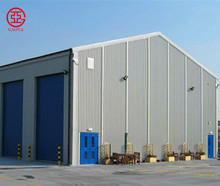 Fast Installed China manufacturer two storey steel structure storehouse/warehouse