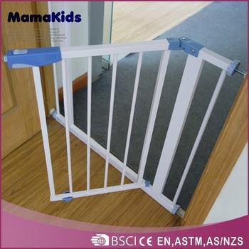 2015 security door barrier adjustable safety gate for kids & 2015 Security Door Barrier Adjustable Safety Gate For Kids - Buy ... pezcame.com