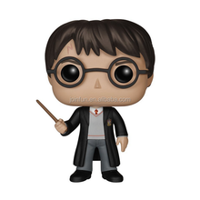 harry porter pvc action figure,3d movie character action figure,3d custom action figure manufacturer