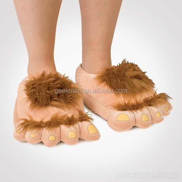 Furry Adventure <strong>Slippers</strong> for Grown Ups Winter Warm Indoor <strong>Slippers</strong>