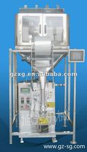 automatic nails packing machine combined with multihead weigher