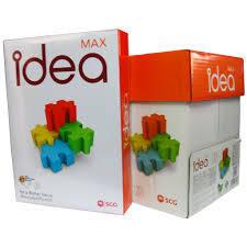 Idea Max A4 paper 70 gram from Thailand