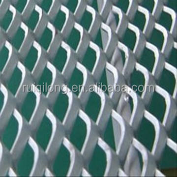 Real factory Alibaba express customizable pure titanium expanded metal wire mesh