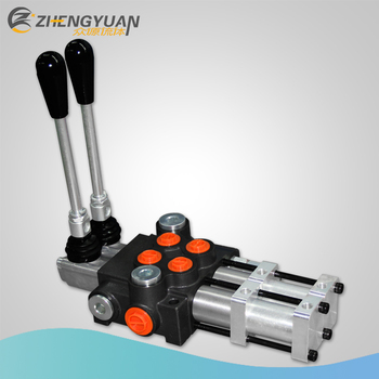 Reliable Hydraulic Electric Pneumatic Control Valve For Excavator - Buy  Control Valve,Excavator Control Valve,Pneumatic Control Valve Product on