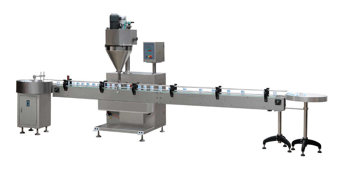 SJ-F500 dry powder filling packing machine/Filling Machines products/ grinding machines