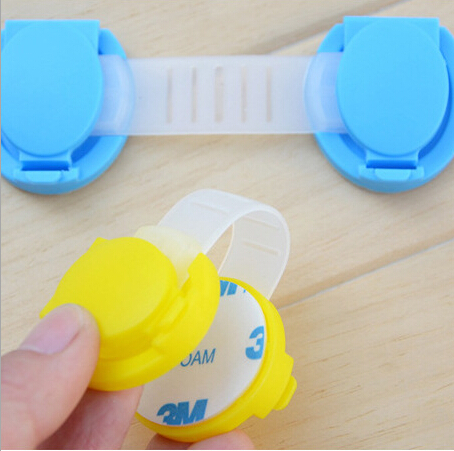 20pcs/lot baby Safety Drawer Locks/Baby Cabinet Lock/child Care Products/Baby Safety Door Drawer Lock Kids Safety