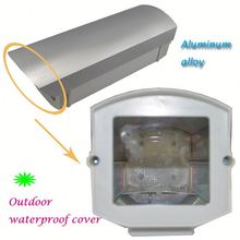 Best price wholesale!!! variety of aluminum alloy outdoor camera cover for cctv camera
