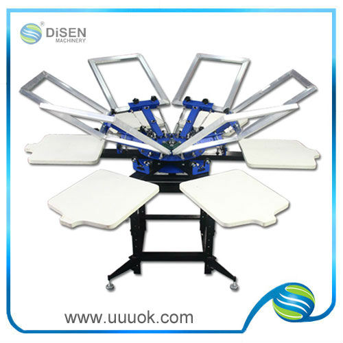 T Shirt Screen Printing Machine For Sale - Buy T Shirt Screen ...