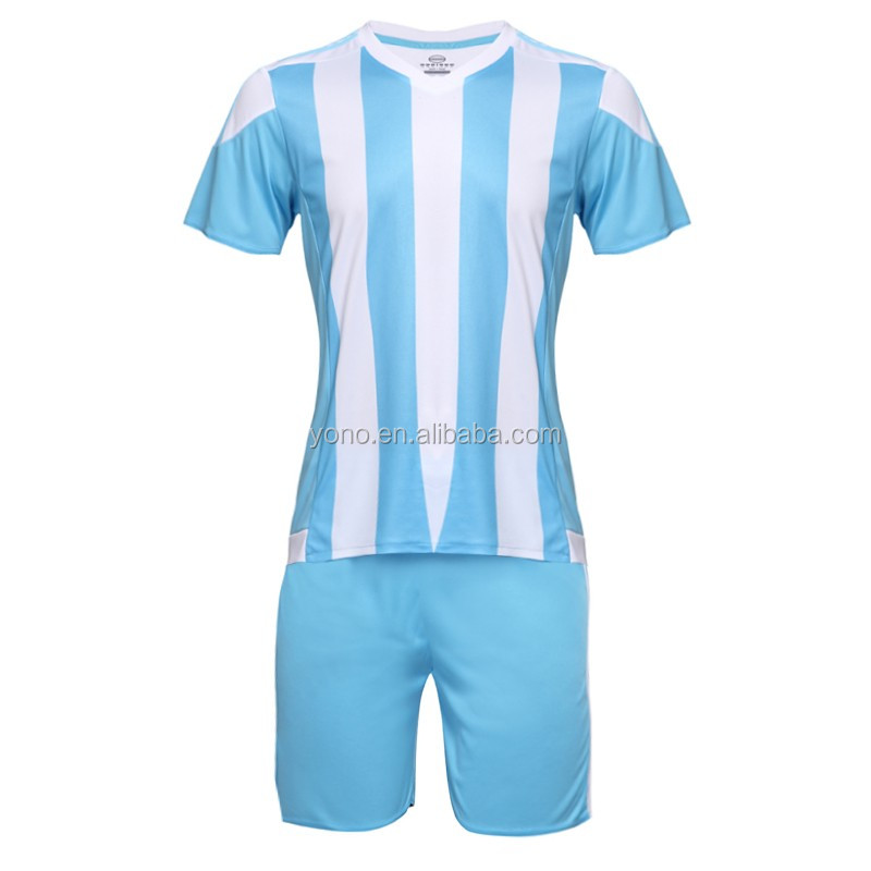Training sublimated jersey soccer high quality softextile football shirt