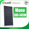 mono solar panel 310w 320w with AGM battery for solar system