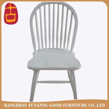 Solid Wood Hans Wegner Design Windsor Chair Dining Chair Modern Home  Furniture