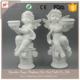 China Handmade Craft Wholesale Figures Decoration Polyresin Angel Figurine