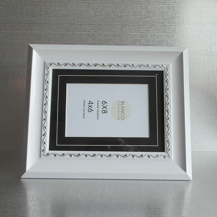 Chino Agradable 4x6 6x8 8x10 Blanco Marcos De Fotos - Buy Product on ...
