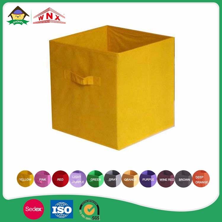 Oem Square Non-woven And Box & Spare Parts Storage Bin