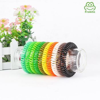 New Arrival Delicate Waterproof Insect Repellent Bracelet